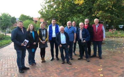 Besuch des SPD Ortsverein Bunde
